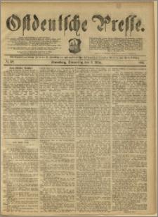 Ostdeutsche Presse. J. 11, 1887, nr 52
