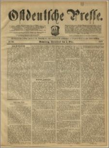 Ostdeutsche Presse. J. 11, 1887, nr 54