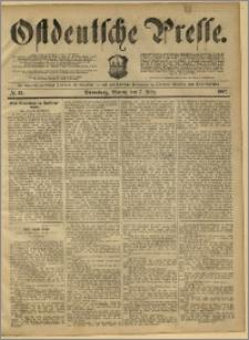 Ostdeutsche Presse. J. 11, 1887, nr 55