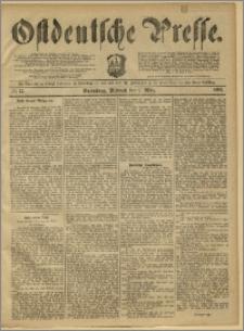 Ostdeutsche Presse. J. 11, 1887, nr 57