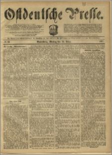 Ostdeutsche Presse. J. 11, 1887, nr 61