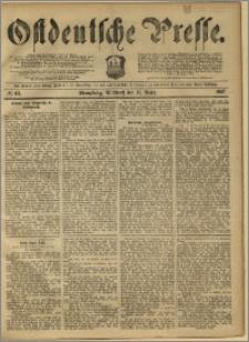 Ostdeutsche Presse. J. 11, 1887, nr 63