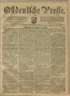 Ostdeutsche Presse. J. 11, 1887, nr 64
