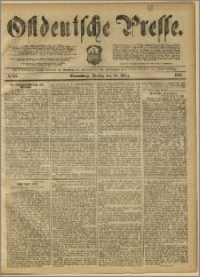 Ostdeutsche Presse. J. 11, 1887, nr 65