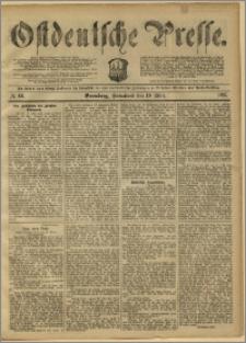 Ostdeutsche Presse. J. 11, 1887, nr 66