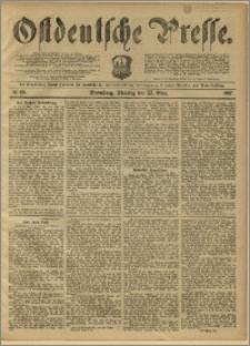 Ostdeutsche Presse. J. 11, 1887, nr 68