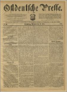Ostdeutsche Presse. J. 11, 1887, nr 69