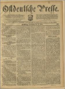 Ostdeutsche Presse. J. 11, 1887, nr 70