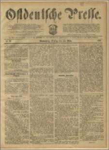 Ostdeutsche Presse. J. 11, 1887, nr 71