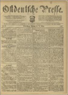 Ostdeutsche Presse. J. 11, 1887, nr 73