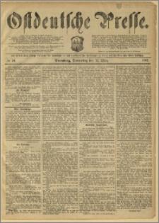 Ostdeutsche Presse. J. 11, 1887, nr 76