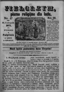 Pielgrzym, pismo religijne dla ludu 1871 nr 47