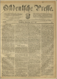 Ostdeutsche Presse. J. 11, 1887, nr 125
