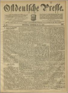 Ostdeutsche Presse. J. 11, 1887, nr 137