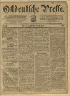 Ostdeutsche Presse. J. 11, 1887, nr 148