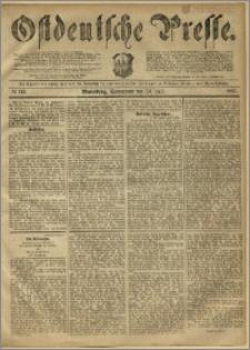 Ostdeutsche Presse. J. 11, 1887, nr 175