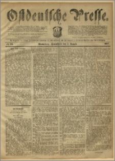 Ostdeutsche Presse. J. 11, 1887, nr 181