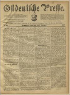 Ostdeutsche Presse. J. 11, 1887, nr 283