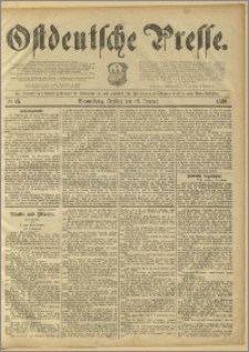 Ostdeutsche Presse. J. 13, 1889, nr 15