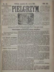 Pielgrzym, pismo religijne dla ludu 1881 nr 35
