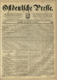 Ostdeutsche Presse. J. 13, 1889, nr 46