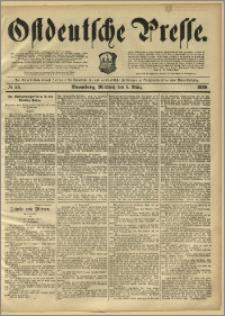 Ostdeutsche Presse. J. 13, 1889, nr 55