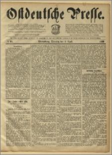 Ostdeutsche Presse. J. 13, 1889, nr 84