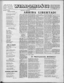 Wiadomości, R. 10 nr 35 (491), 1955