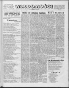 Wiadomości, R. 10 nr 36/37 (492/493), 1955