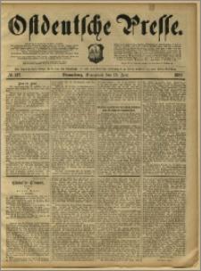 Ostdeutsche Presse. J. 13, 1889, nr 137