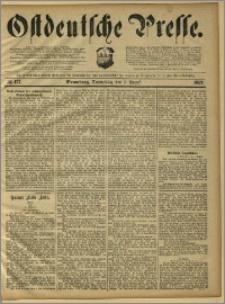 Ostdeutsche Presse. J. 13, 1889, nr 177