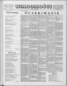 Wiadomości, R. 10 nr 39 (495), 1955