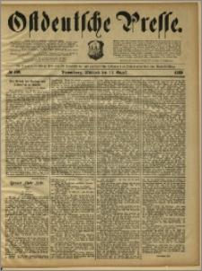 Ostdeutsche Presse. J. 13, 1889, nr 188