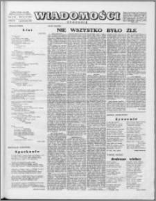Wiadomości, R. 10 nr 40 (496), 1955