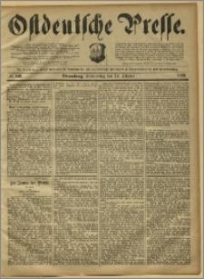 Ostdeutsche Presse. J. 13, 1889, nr 249