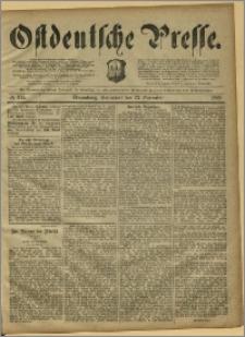 Ostdeutsche Presse. J. 13, 1889, nr 275
