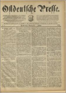 Ostdeutsche Presse. J. 15, 1891, nr 3