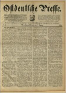 Ostdeutsche Presse. J. 15, 1891, nr 5