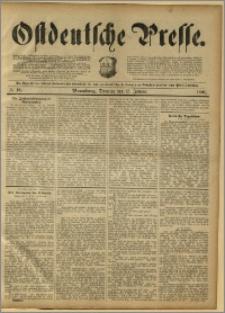 Ostdeutsche Presse. J. 15, 1891, nr 10