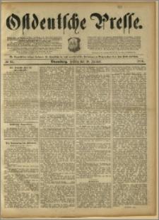 Ostdeutsche Presse. J. 15, 1891, nr 13