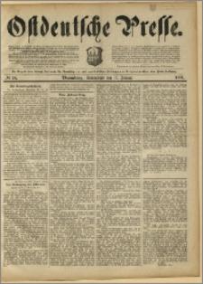 Ostdeutsche Presse. J. 15, 1891, nr 14