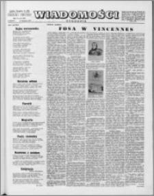 Wiadomości, R. 10 nr 46 (502), 1955