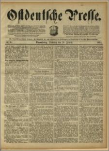 Ostdeutsche Presse. J. 15, 1891, nr 16