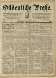 Ostdeutsche Presse. J. 15, 1891, nr 19
