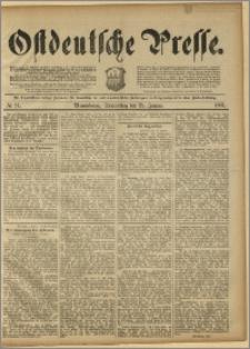 Ostdeutsche Presse. J. 15, 1891, nr 24