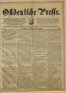 Ostdeutsche Presse. J. 15, 1891, nr 25