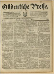Ostdeutsche Presse. J. 15, 1891, nr 32