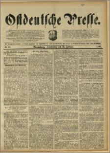 Ostdeutsche Presse. J. 15, 1891, nr 48
