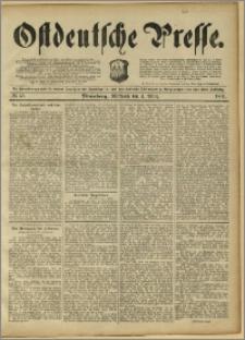 Ostdeutsche Presse. J. 15, 1891, nr 53