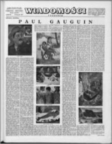 Wiadomości, R. 10 nr 48 (504), 1955
